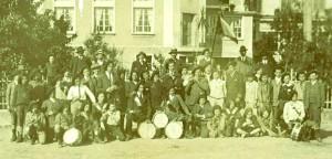 histoire du scoutisme à Boudry